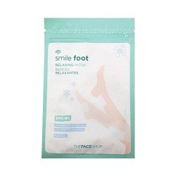 The Face Shop Smile Foot Relaxing Patch 4pcs