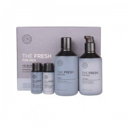 The Face Shop The Fresh For Men Hydrating Facial Skincare Set