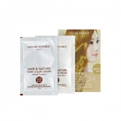 Nature Republic Hair & Nature Hair Color Cream (for discoloration) Bleach