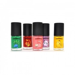 TONY MOLY Pokemon Nail Polish
