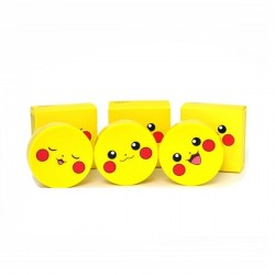 TONY MOLY Pokemon Pikachu Mini Cushion Blusher