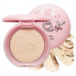 Etude House Dear Girls Be Clear Pact - 10g