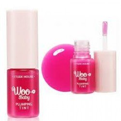 Etude House Woo Baby Plumping Tint - 2 Colors