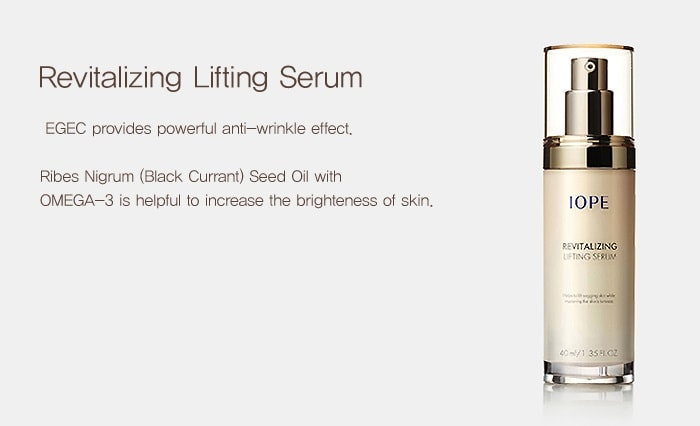IOPE Revitalizing Lifting Serum 40ml