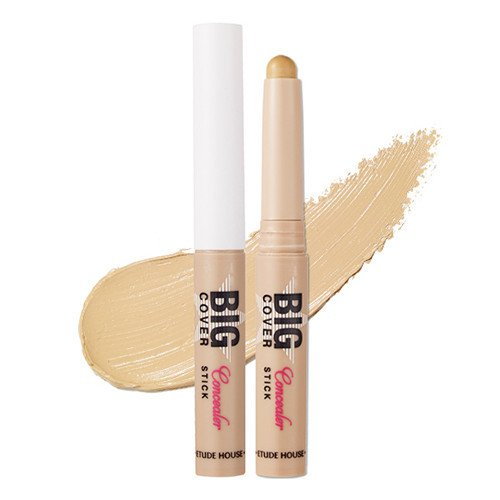 ETUDE HOUSE Big Cover Stick Concealer (2 Colors)