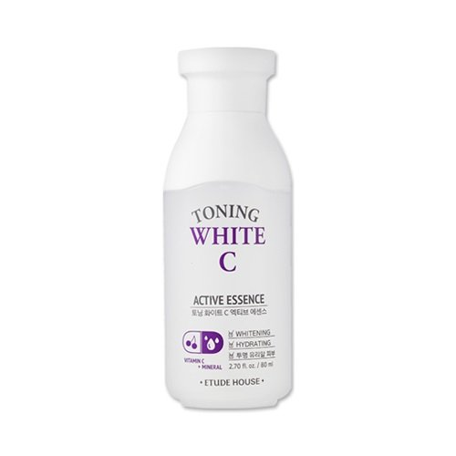 ETUDE HOUSE Toning White C Active Essence 80ml