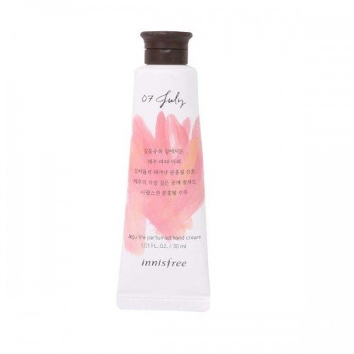 INNISFREE Jeju Perfumed Hand Cream 30ml - No.7 Pink Coral