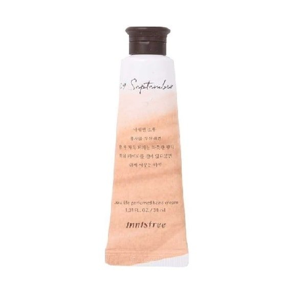 INNISFREE Jeju Perfumed Hand Cream 30ml - No.9 Black Tea
