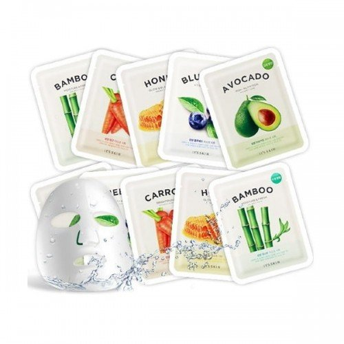Its Skin The Fresh Mask Sheet (1EA) [20ml]