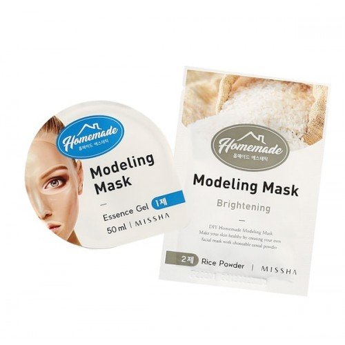 MISSHA Homemade Modeling Mask [Rice]