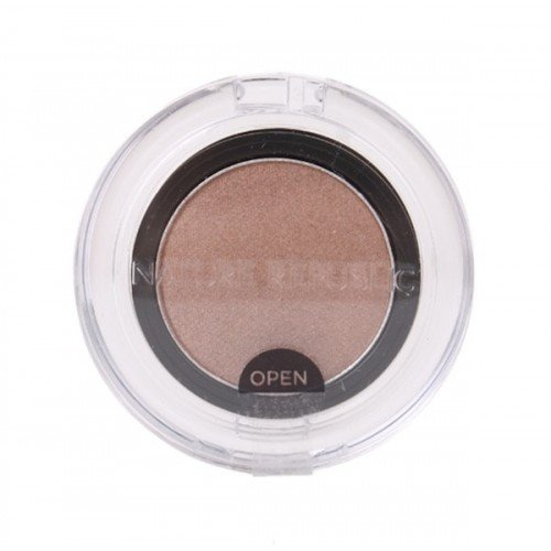 NATURE REPUBLIC By Flower Eye Shadow Shimmer [#34 Mellow Brown]