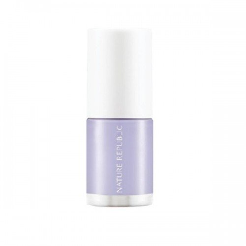 NATURE REPUBLIC Color & Nature Nail Color 8ml - No.4 Lilac Scent
