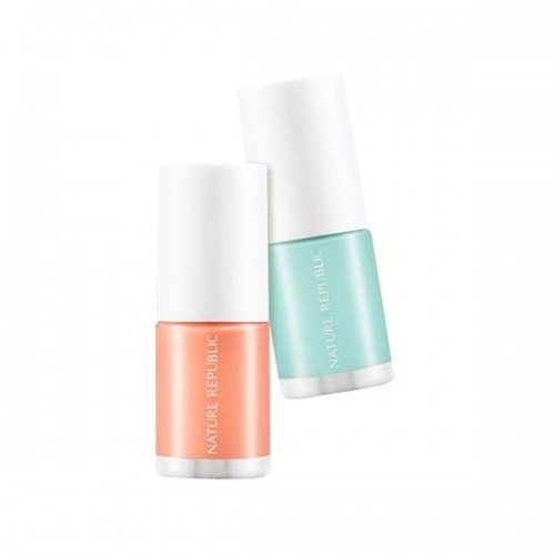 NATURE REPUBLIC Color & Nature Nail Color - No.28 Mint Macaron