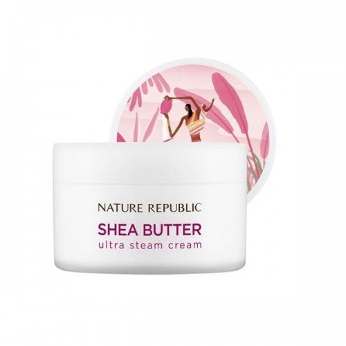NATURE REPUBLIC Shea Butter Ultra Steam Cream