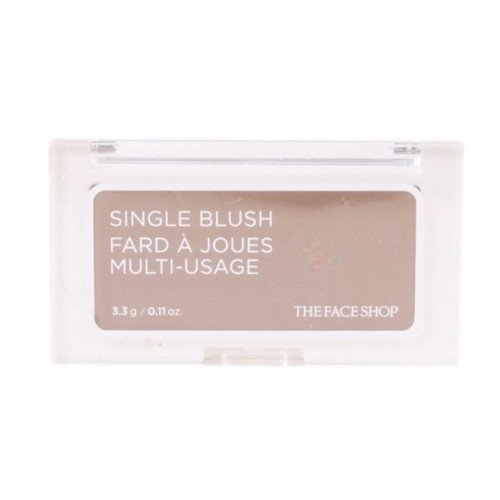 THE FACE SHOP Single Blush [BR02 Toast Brown]