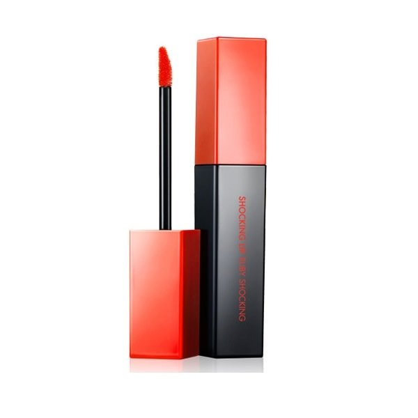 TONY MOLY  Perfect Lips Shocking Lip - No.4 Orange Shocking