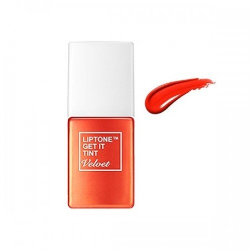 TONY MOLY Tony Liptone Get It Tint Velvet - No.06 Ruby Orange
