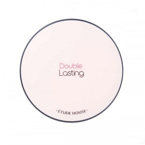 ETUDE HOUSE Double Lasting Cushion SPF34/PA++ [#19 Rosy Pure]