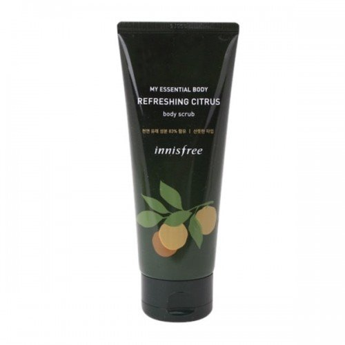 INNISFREE My Essential Body Refreshing Citrus Body Scrub 150ml