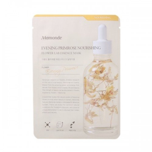 MAMONDE Flower Lab Essence Mask Primerose [Nourishing] 3PCS