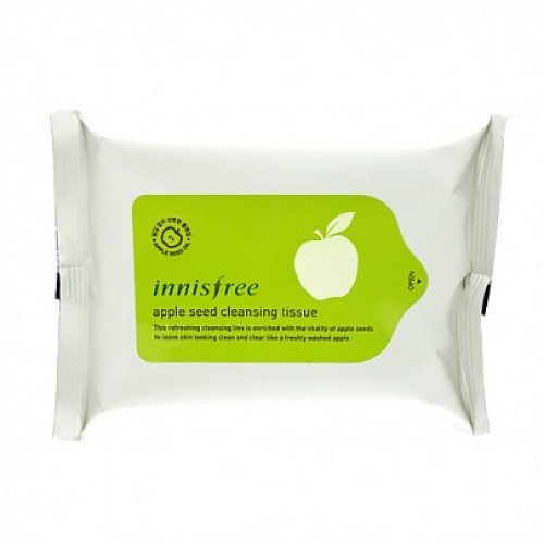 Innisfree Apple Seed Cleansing Tissue 15 Sheets