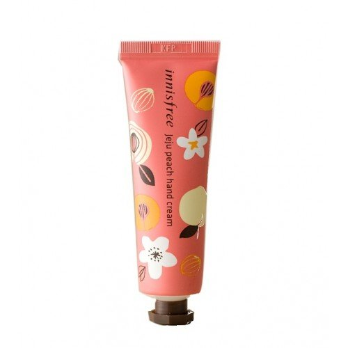 Innisfree Jeju Peach Hand Cream - 30ml