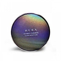 HERA New UV Mist Cushion Ultra Moisture (SPF34,PA++) [15g*2] -3 Colors