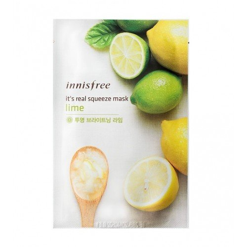 Innisfree It's Real Squeeze Mask Lime  [20ml]