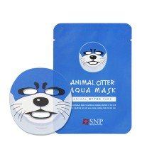 SNP Animal Otter Aqua Mask [10 Sheets]