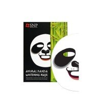 SNP Animal Panda Whitening Mask [10 Sheets]