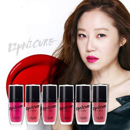 CLIO Virgin Kiss Lipnicure Glass - 6 Colors