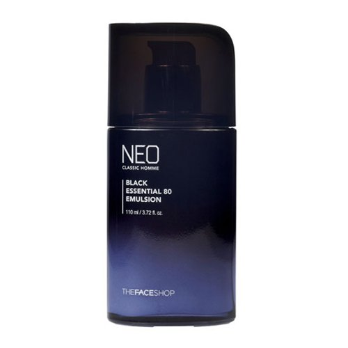 The Face Shop Neo Classic Homme Black Essential 80 Emulsion (110ml)