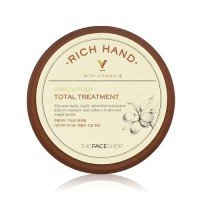 The Face Shop Rich Hand V Hand and Foot Total Treatment (110ml)