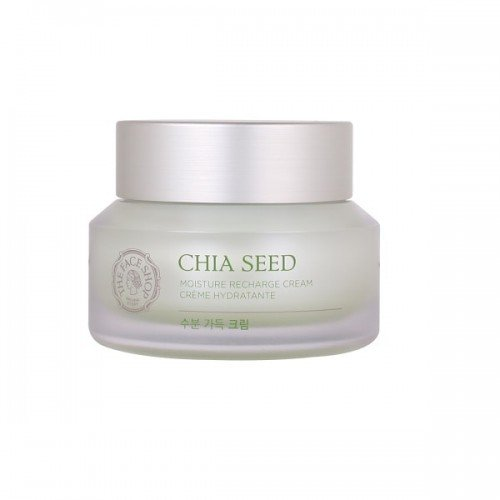 The Face Shop Chia Seed Moisture Recharge Cream 50ml