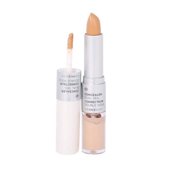 The Face Shop Concealer Dual Veil [N109]
