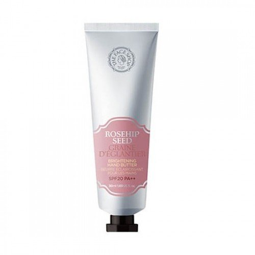 The Face Shop Hand Butter Cream [Rosehip Seed Brightening] 50ml