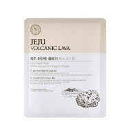 The Face Shop Jeju Volcanic Clay Mask Sheet