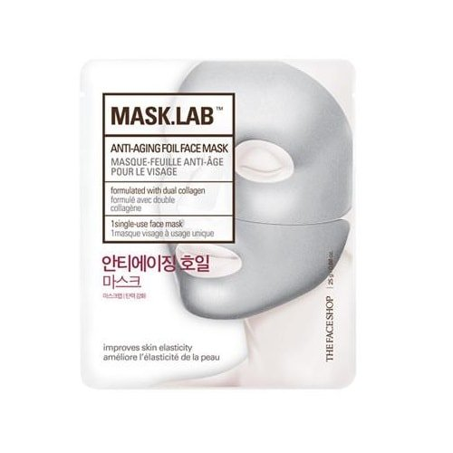 The Face Shop Mask Lab Anti-aging Foil Mask 25g