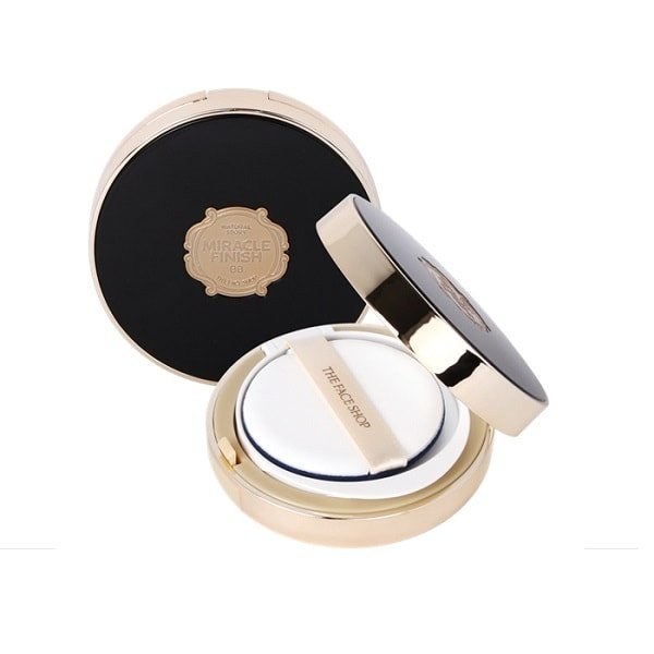 The Face Shop Miracle Finish BB Power Perfection Cushion SPF50+/PA+++