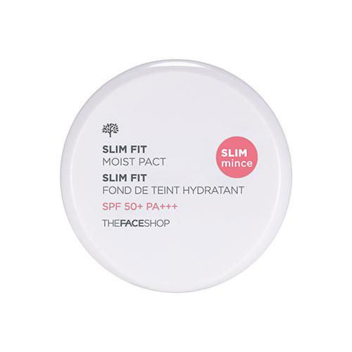 The Face Shop Slim Fit Moist Pact SPF50+ PA+++ N203