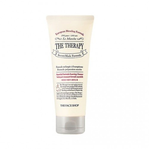 The Face Shop Therapy Essential Formula Cleansing Foam 150ml