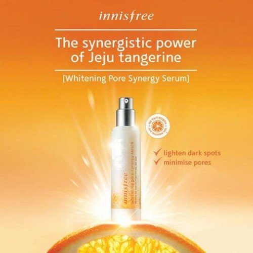 Innisfree Whitening Pore Synergy Serum - 50ml