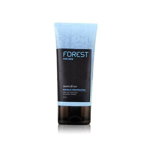 Innisfree Forest For Men Shaving & Cleansing Foam - 150ml