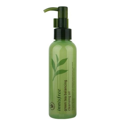 Innisfree Green Tea Balancing Cleansing Oil - 150ml