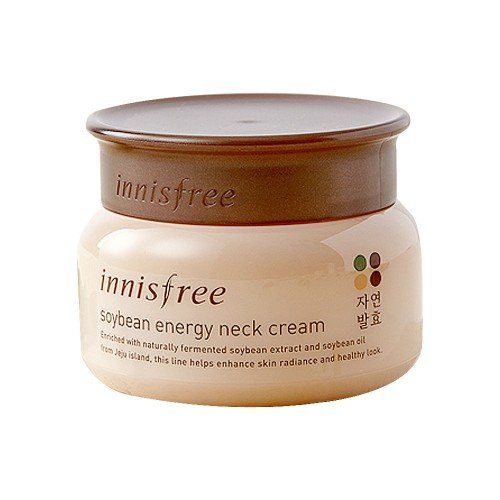 Innisfree Soybean Energy Neck Cream 80ml