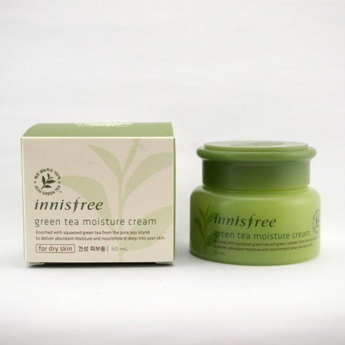 Innisfree Green Tea Moisture Cream (50ml)