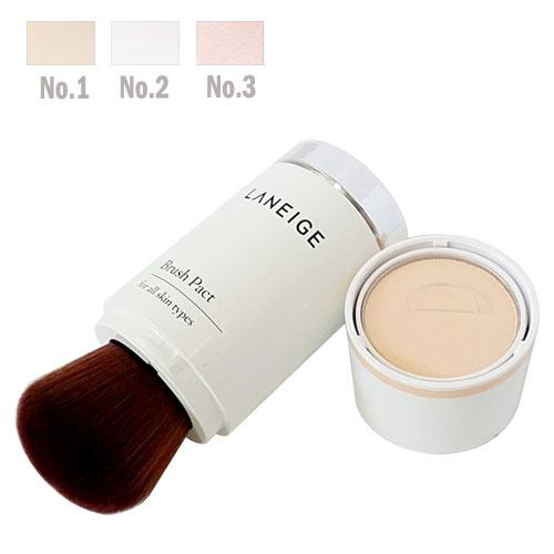 Laneige Brush Pact - 3 Colors