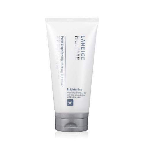 Laneige Homme Pure Brightening Peeling Cleanser - 150ml