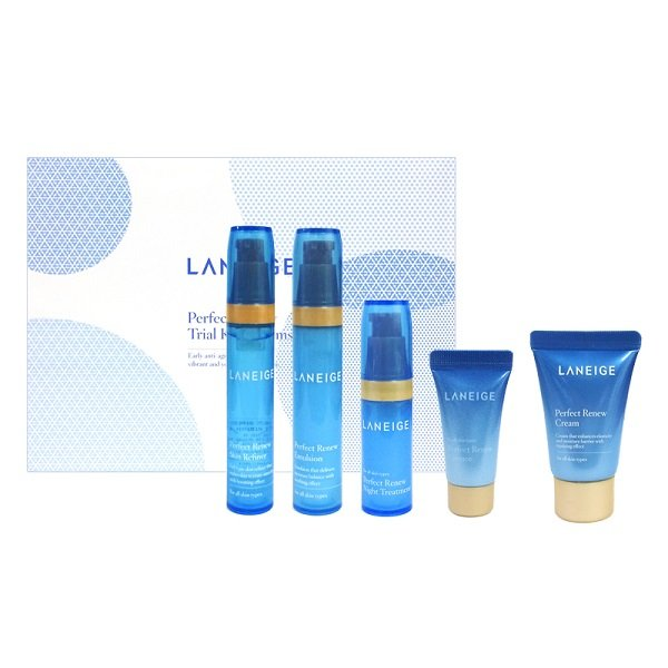 Laneige Perfect Renew Trial Kit (5 Items)