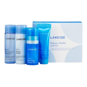 FREE GIFT - Laneige Moisture Trial Kit  - Orders $50+